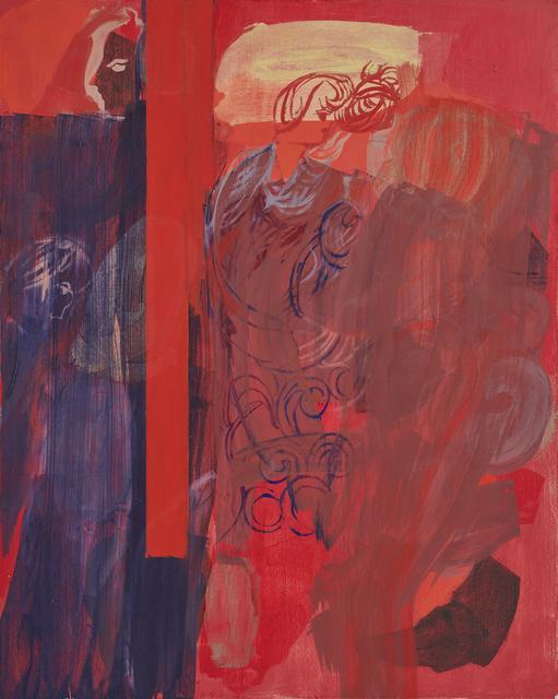 Jackie Gendel, 'tbt', 2019, Painting, Oil on canvas, Nancy Littlejohn Fine Art