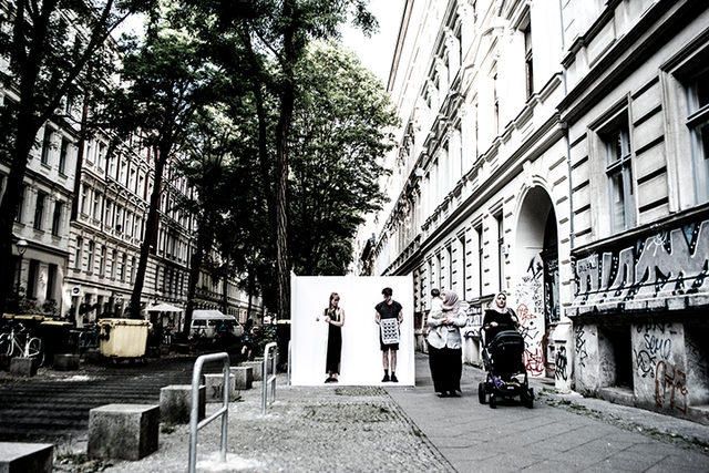 , 'Soraurer Strausse, Berlin,' 2016, Modernism Inc.