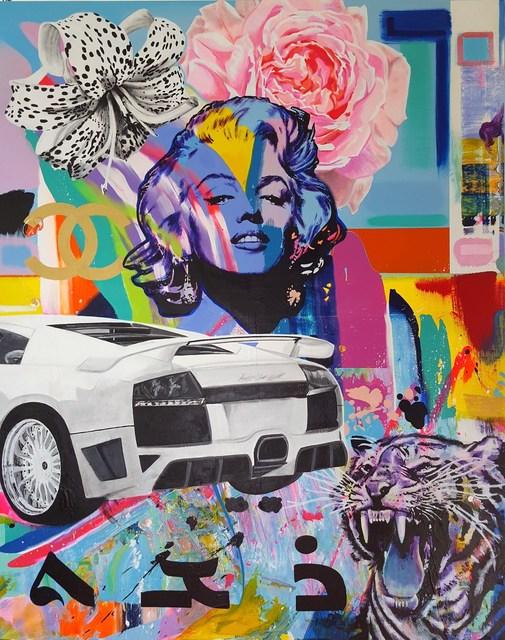 Jack Graves III, 'Marilyn Supreme', 2018, Graves International Art