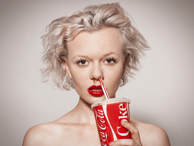 , 'Coke,' 2015, Samuel Lynne Galleries