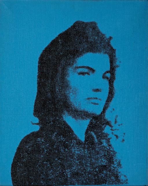 Andy Warhol, 'Jackie', 1964, Omer Tiroche Gallery