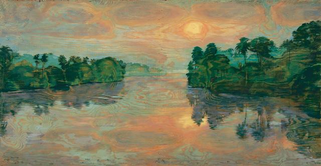 , 'Sonnenaufgang,' 2015, Fils Fine Arts