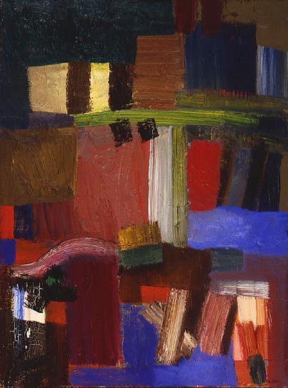 Robert Natkin, 'June's Painting', 1953-1954, McCormick Gallery