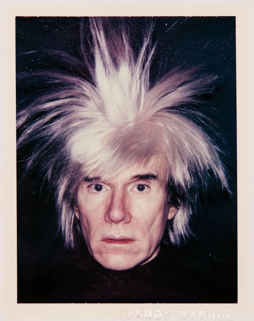 Andy Warhol, 'Self-Portrait with Fright Wig', 1986, Phillips