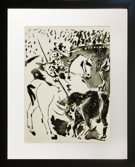 Pablo Picasso, 'Picador et Taureau (Picasor and Taurus)', 1949, Baterbys