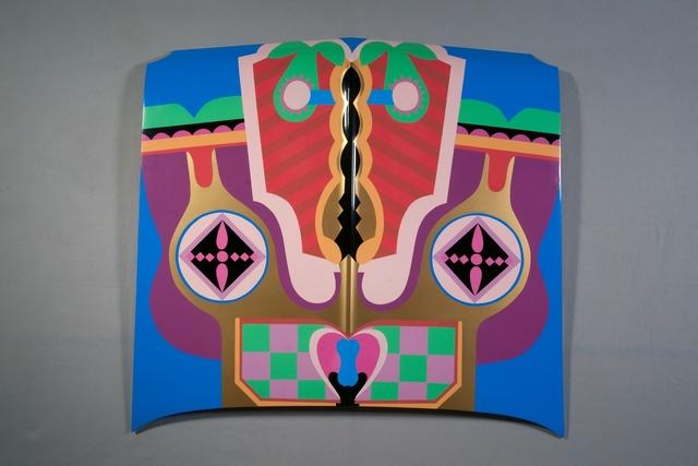 , 'Birth Hood,' 1965/2011, Brooklyn Museum