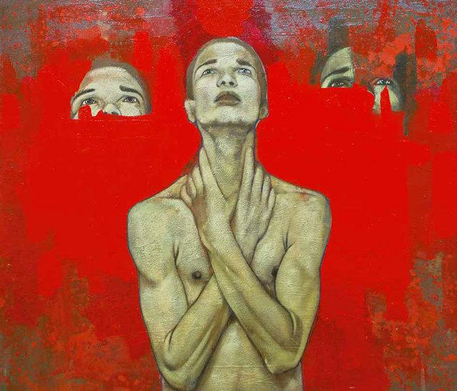 Tarik Berber, 'Toxic Cadmium 12', 2017, Aria Art Gallery