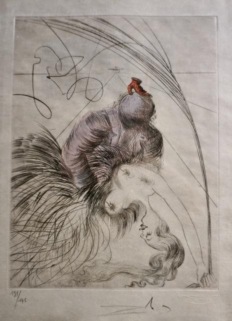 Salvador Dalí, 'La Venus aux Fourrures Complete Suite', 1968, Print, 16 etchings, Fine Art Acquisitions Dali