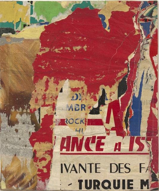 , 'Boulevard Diderot,' décembre 1959, Modernism Inc.