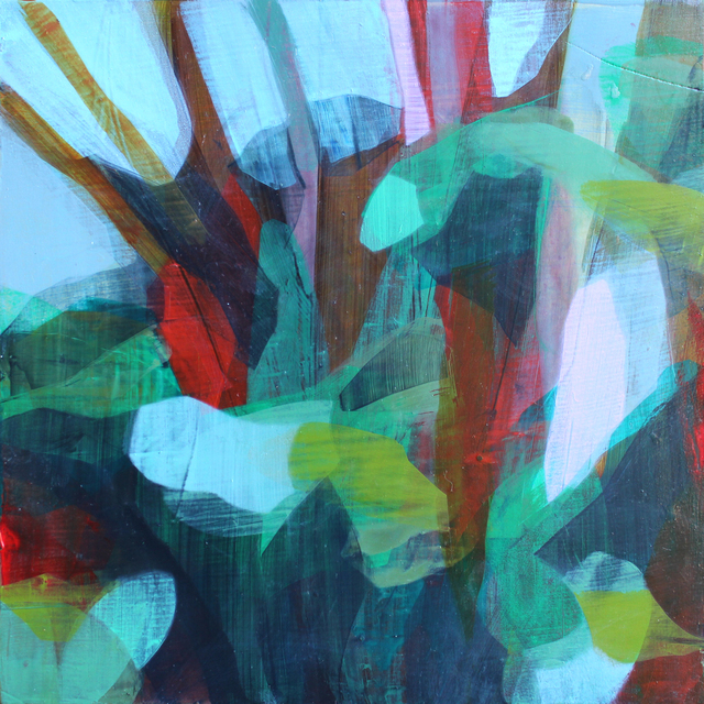 , '(Bermuda Studies) Banyan,' 2017, Spalding Nix Fine Art