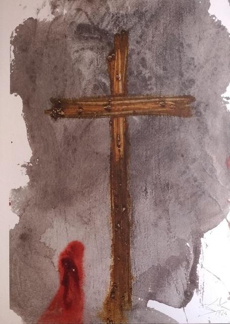 """Salvador Dalí, 'Vere, hic homo iustus erat - From """"Biblia Sacra""""', 1964, Wallector"""