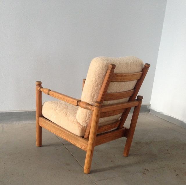 , 'Sandhamn Lounge Chair,' ca. 1929, Hostler Burrows