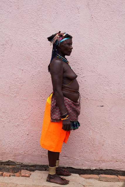 , 'Himba Woman I,' 2016, HAZARD Gallery
