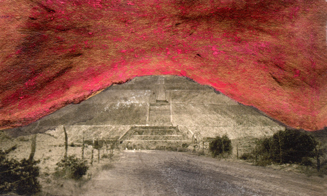 , 'Variaciones sobre la Pirámide del Sol No. 2,' 2018, Patricia Conde Galería