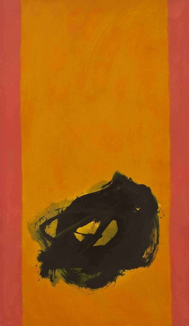Cleve Gray, 'Shaman', 1977, Painting, Acrylic on canvas, Loretta Howard Gallery