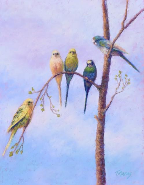 Tracey Maras, 'Balancing Act', 2019, Springfield Art Association