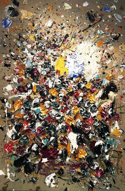 , 'Ocher XI,' 2017, Galeria Casa Cuadrada