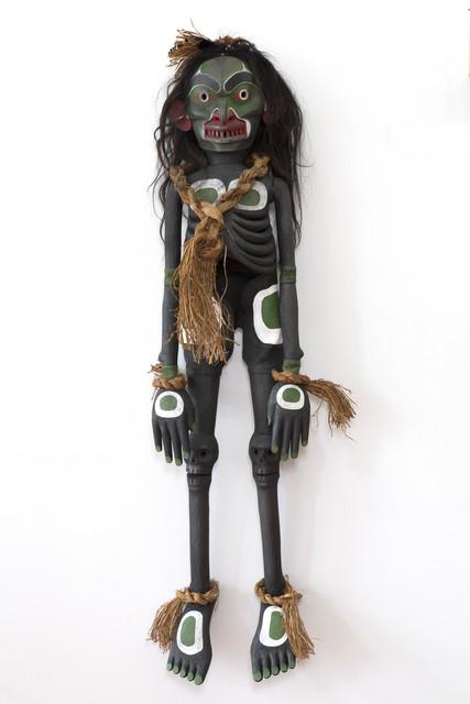 , 'Winalagalis (War Spirit) Puppet,' 2015, Fazakas Gallery