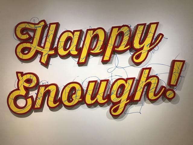 , 'Happy Enough!,' 2016, Cheryl Hazan Gallery