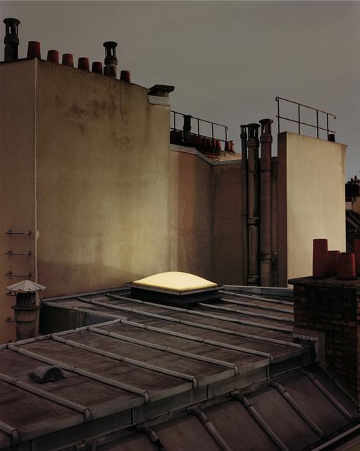 """, '""""Sur Paris"""" #51,' 2011, Galerie Thierry Bigaignon"""