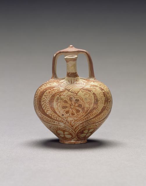 'Miniature Stirrup Jar',  about 1130 -1090 B.C., J. Paul Getty Museum