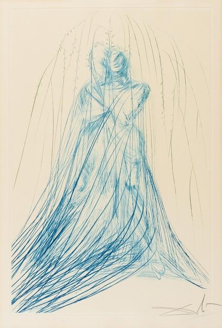 Salvador Dalí, 'Iseult and Brangaine (Field 70-10R; M&L 423b)', 1970, Forum Auctions