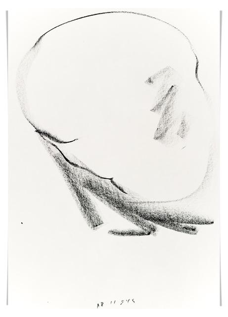 , 'Kreidezeichnung,' 1994, Galerie Judith Andreae