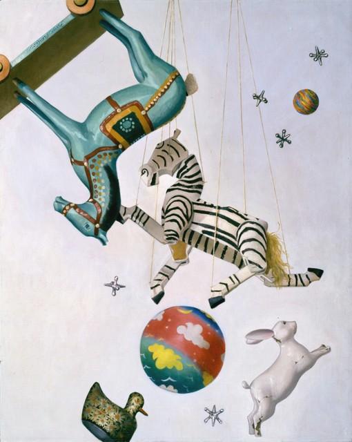 , 'Free for All,' , Denise Bibro Fine Art