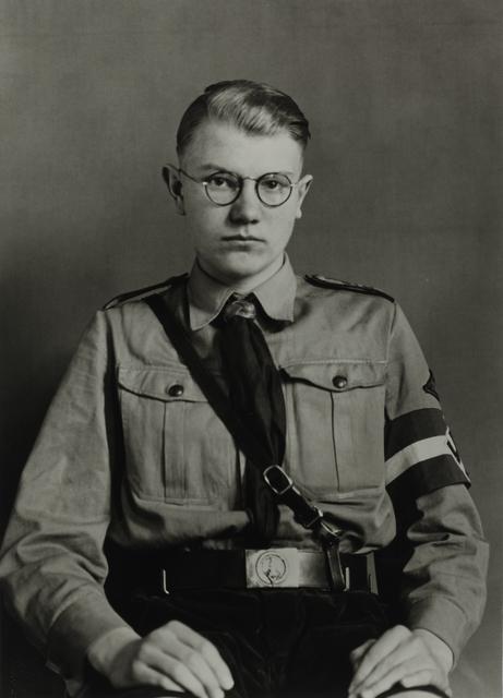 , 'Member of the Hitler Youth, 1938,' , Galerie Julian Sander