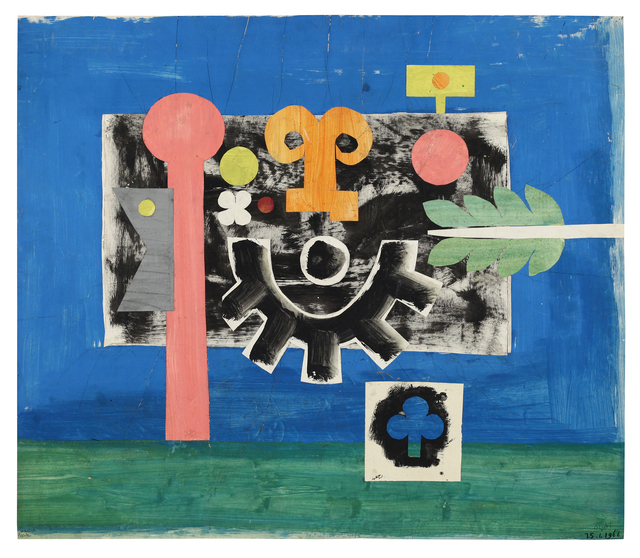 Phillip Martin, 'Initiation Image', 1966, OSART GALLERY