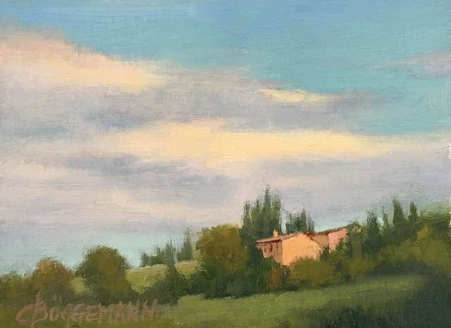 , 'Vista, Italy,' , Peninsula Gallery