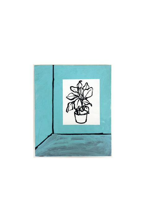 Matthew Heller, 'Untitled (House Plant)', 2010-2019, D2 Art
