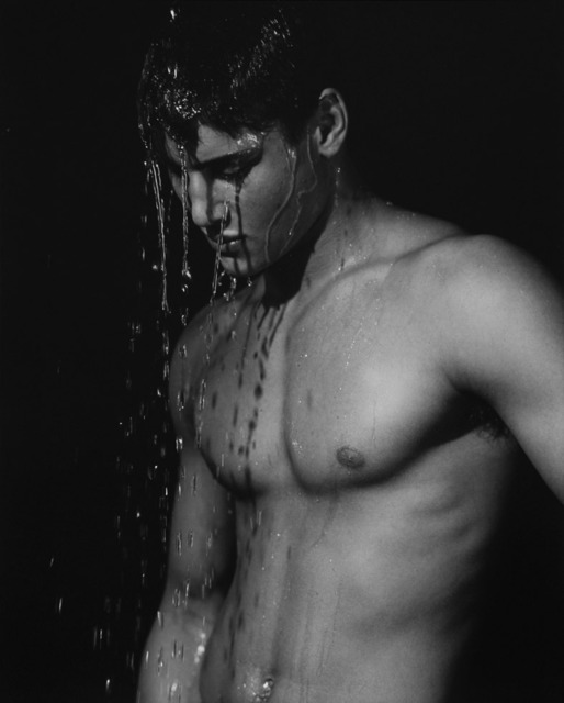 , 'Justin: NYC Studio,' 1986, ClampArt