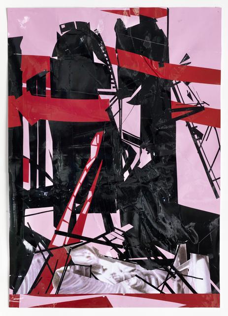 , 'untitled,' 2014, Galerie Guido W. Baudach