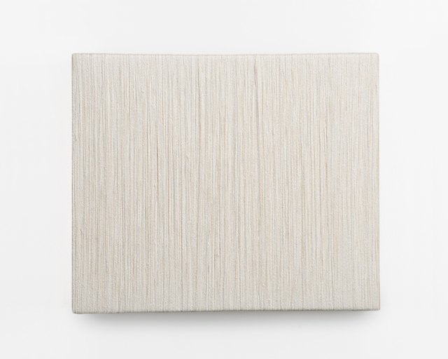 , 'White Thoughts,' 2017, Alison Jacques Gallery