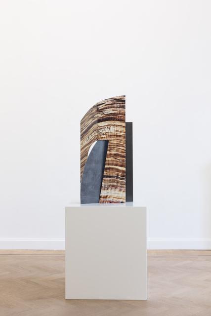 Letha Wilson, 'Utah Pine Double Slot Steel', 2019, GRIMM