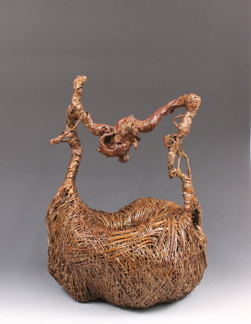 Nagakura Kenichi, 'Bent Root Basket', 2014, TAI Modern