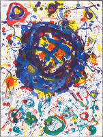 Sam Francis, Untitled (SF-316)