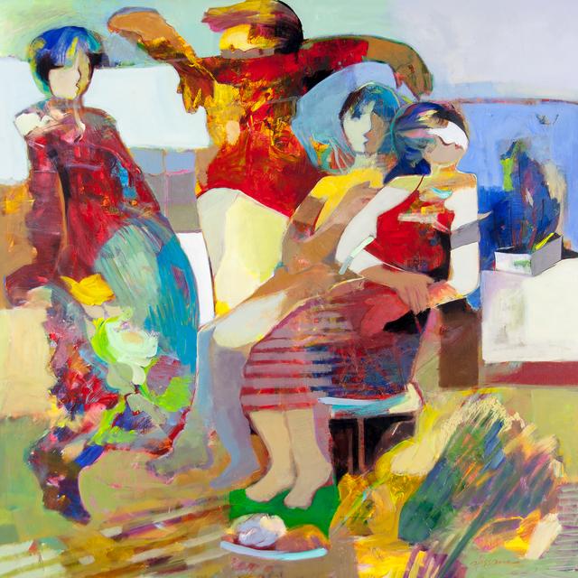 , 'Slow Rhythm,' 2018, Avran Fine Art