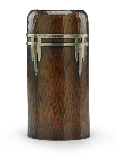 Dard Hunter, 'Vase, East Aurora, NY', 1920s, Rago