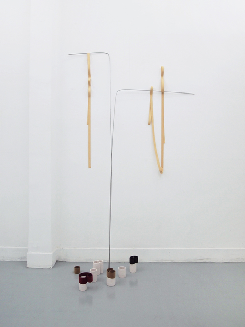 , 'Tie Up Loose Ends,' 2014, Edouard Malingue Gallery