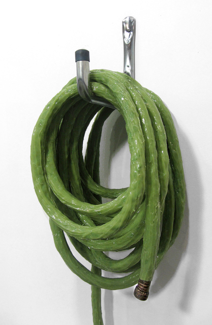 , 'WATER HOSE, Bright Green,' , LatchKey Gallery