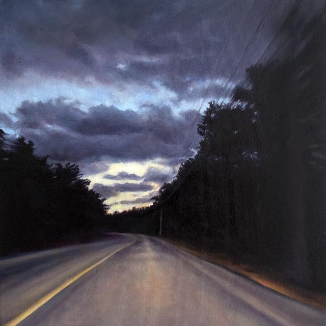 , 'Leaving H.O.M. December No. 3,' 2018, Lyons Wier Gallery