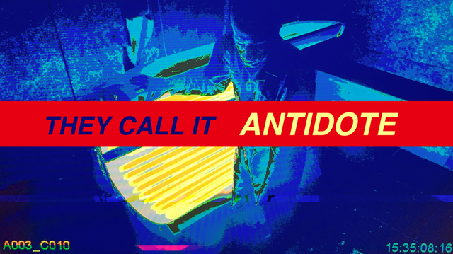 , 'They call it antidote,' 2017, Leo Gallery