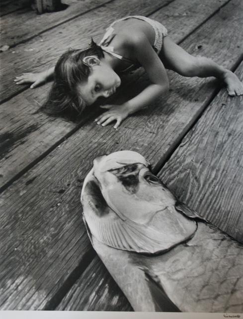 Alfred Eisenstaedt, 'What A Big Fish', 1959 / 1987, Contemporary Works/Vintage Works