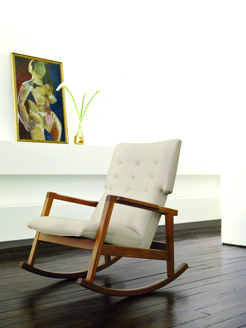 , 'Risom Rocker,' 2009, Design Within Reach