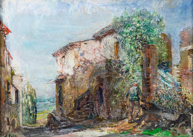 , 'The Restoration of Ruined Habitations,' 2018, Valley House Gallery & Sculpture Garden