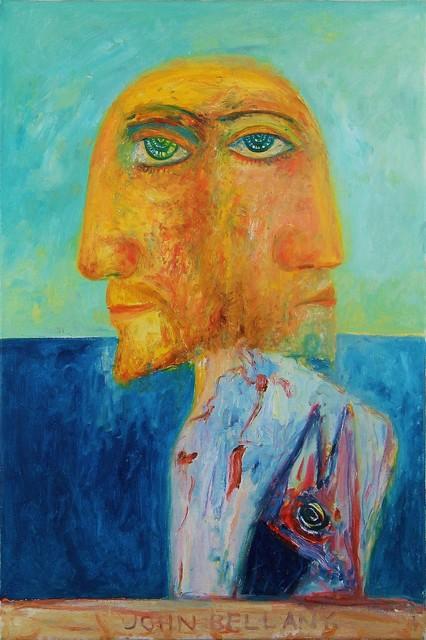 , 'Janus,' , Castlegate House Gallery