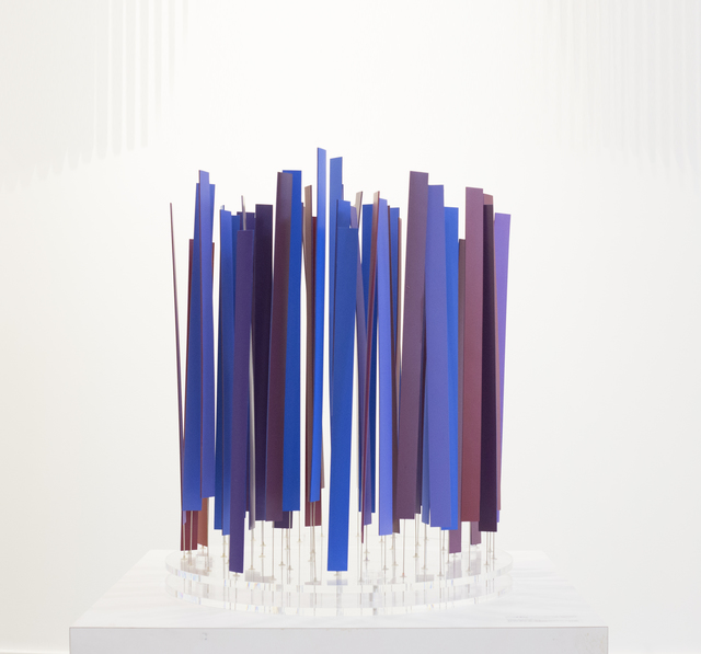 , 'Violet Harmonic (Armónico Violeta),' 2013, Canale Diaz Art Center