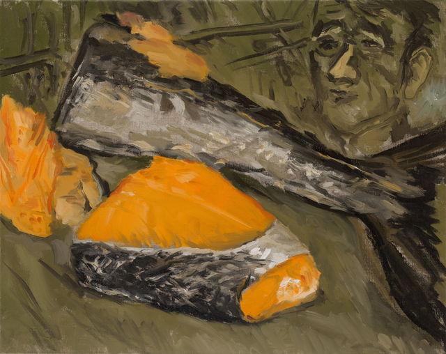 , 'Fisherman 渔民,' 2019, PIFO Gallery